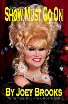 Joey Brooks Drag Queen, Rupaul, Female Impersonator, Ybor City Gay, Tampa Gay