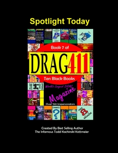 Spotlight Today, DRAG411, Drag King, DRAG Queen